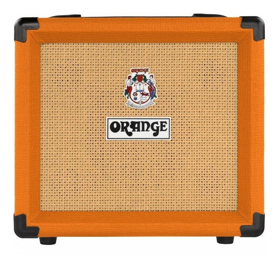 Amplificador Orange Crush Series 12 12W transistor laranja