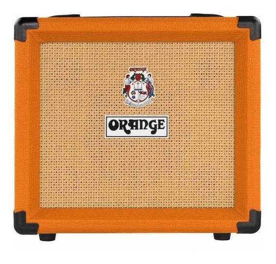 Amplificador Orange Crush Series 12 12W transistor naranja