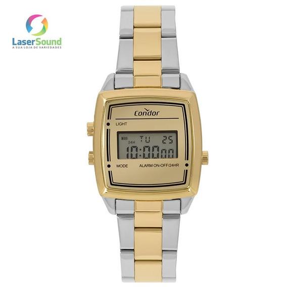 Relógio Condor Feminino Cojh512aa/5d - Mini C/ Garantia E Nf