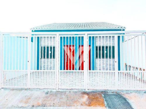 Imagem 1 de 12 de Casa Com 2 Dormitórios À Venda, 52 M² Por R$ 175.000,00 - Santa Marta - Sorocaba/sp - Ca1963