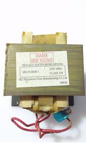 Transformador Trafo Microondas Midea Mm20el2vw 220v