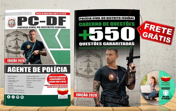 Apostila Agente De Polícia Civil Do Distrito Federal 2020