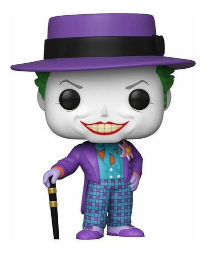 Boneco Funko Pop Batman 1989  Joker Coringa 337