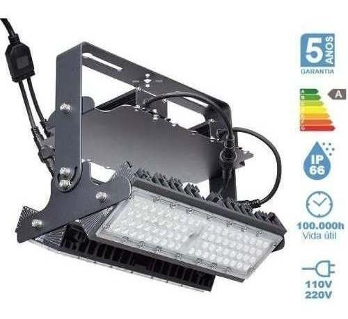 Luminária Refletorá Industrial Highbay Led 140w 19600