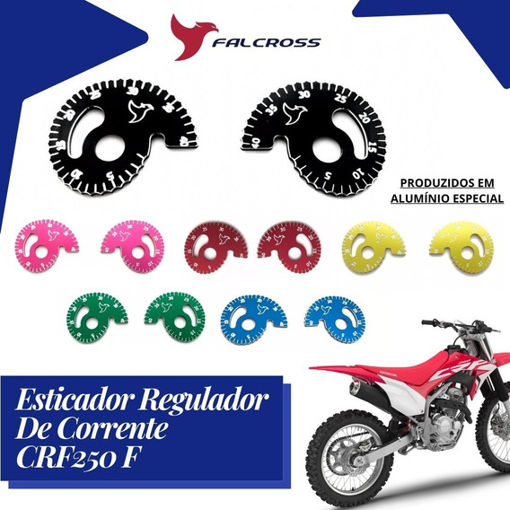 Regulador Esticador De Corrente Crf 230f /250f