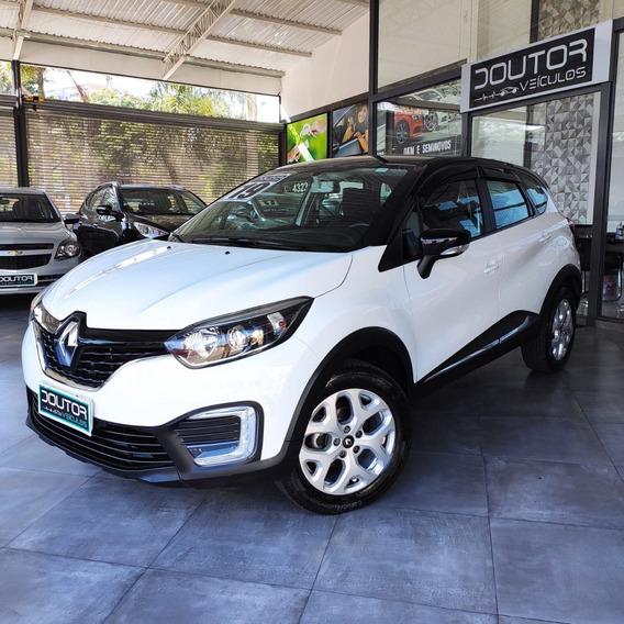 Renault Captur 1.6 16v Sce Flex Life X-tronic 2019/captur 19