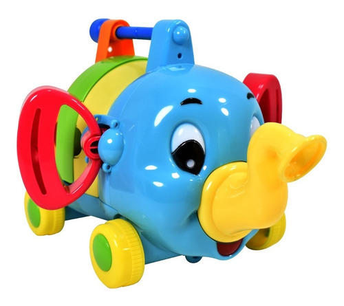 Baby Instrumentos Musicales Elefante Musical Didáctico
