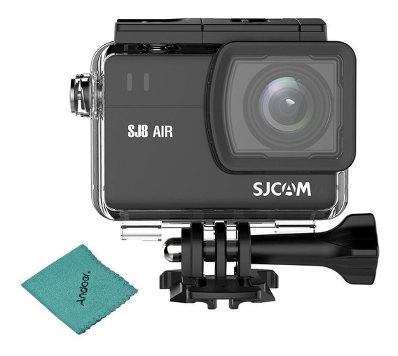 Câmera Filmadora Sjcam Sj8 Air Wi-fi Full Hd 14mp Esportiva