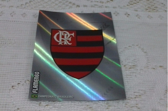 Card: Campeonato Brasileiro 2014 - Escudo Do Flamengo
