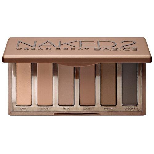 Ud - Paleta De Sombras - Naked Basics 2