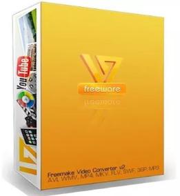 Freemake Vídeo Converter Gold V4 Envio Por Email