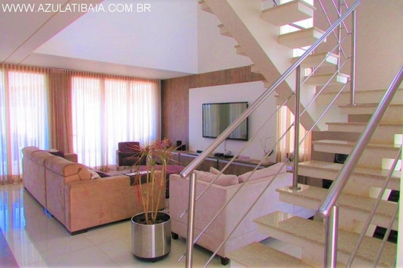 Casa A Venda Em Atibaia, Jardim Paulista, Lindo Imóvel - Ca00468 - 34275730