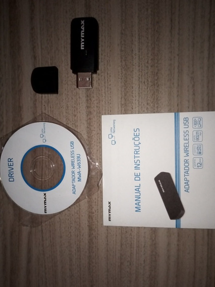 Adaptador Wireless Usb 150 Mbps