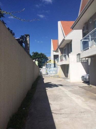 Imagem 1 de 30 de Sobrado Com 4 Dormitórios À Venda, 130 M² Por R$ 535.000,00 - Hauer - Curitiba/pr - So0386