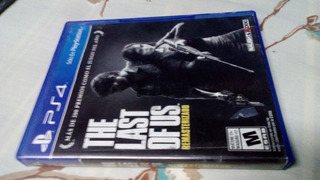 Juego De Play Station 4 - Ps4, The Last Of Us Remasterizado