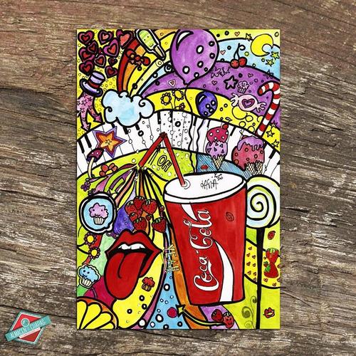 Publicidad Vintage - Coca Cola