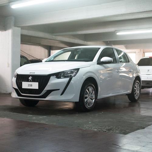 Nuevo Peugeot 208 Like Pack 1.6l Mt   Nafta   0km 2021