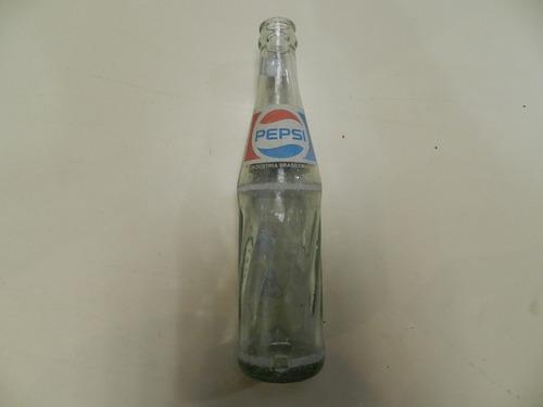 Decoração Coleção Garrafa Antiga Refrigerante Pepsi De 1984