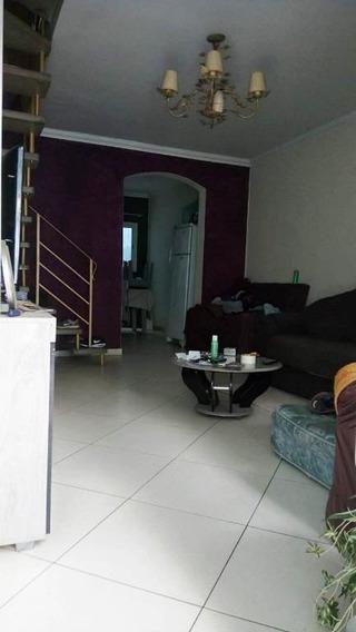 Sobrado Em Lapa, São Paulo/sp De 110m² 3 Quartos À Venda Por R$ 585.000,00 - So163968