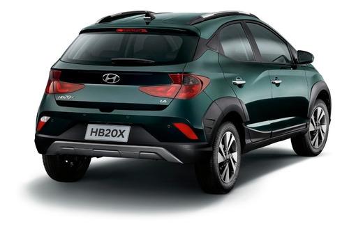 Hyundai/hb20x Nova Geração Diamond Plus 1.6 Automático 21/22