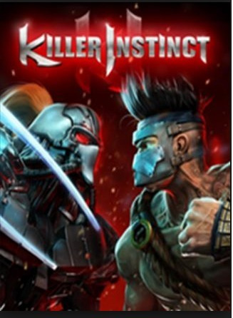 Killer Instinct-pc-dvd(midia Fisica)