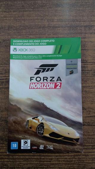 Forza Horizon 2 Xbox 360 Digital 25 Digitos