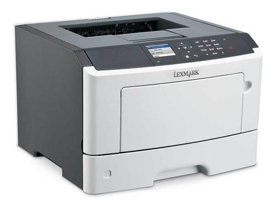 Impressora Lexmark Ms-517dn Ms517 Mono Imprime Transparencia