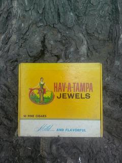 Tabacos Puros Havatampa Jewels 50 Unidades De Habanos
