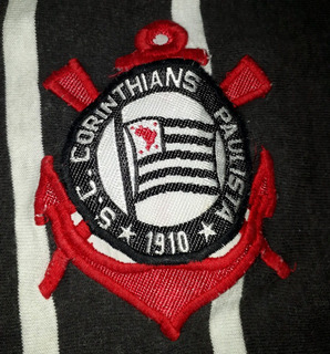 Camiseta Corinthians Raridade Anos 1970 Marca Campeã - Jc