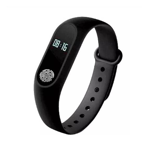 Pulseira Inteligente Fitness M2 Monitor Smartband Bluetooth