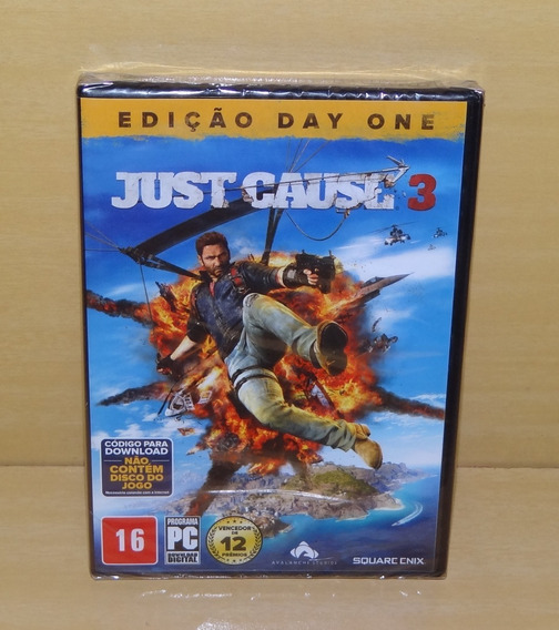 Just Cause 3 - Lacrado - Pc