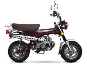 Moto Zanella Hot 90 Shot Dax Max Nuevo 0km Urquiza Motos