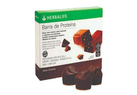 Barra De Proteínas Caixa C/ 07 Barras Herbalife