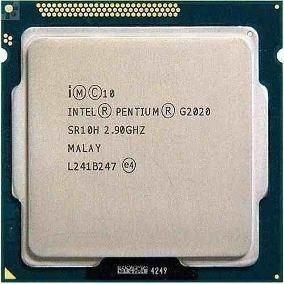 Processador Pentium Core: G2020 2.90ghz S/ Cooler