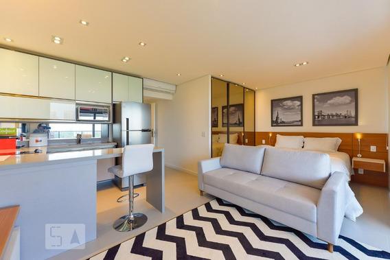 Apartamento Para Aluguel - Pinheiros, 1 Quarto, 46 - 892855272
