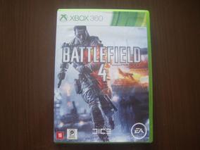 Jogo Battlefield 4 Xbox 360 Dublado Em Português Original