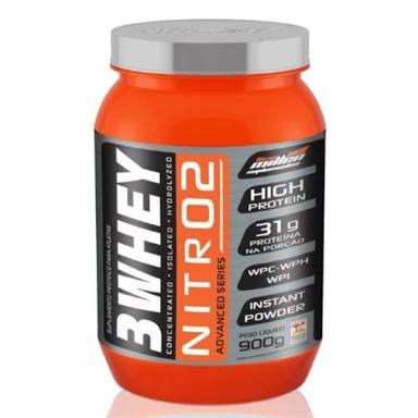 Whey Protein 3w New Mille 900g