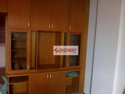 Apartamento Com 2 Dormitórios À Venda, 80 M² Por R$ 430.000 - Vila Mariana - São Paulo/sp - Ap1282