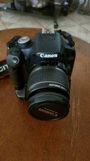 Canon T1i Semiprofesional 15 Mpx 18 55 Batery Grip.