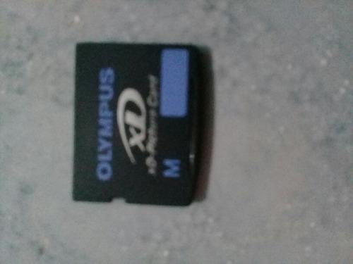 Cartão De Memória Câmera Olimpus 1gb