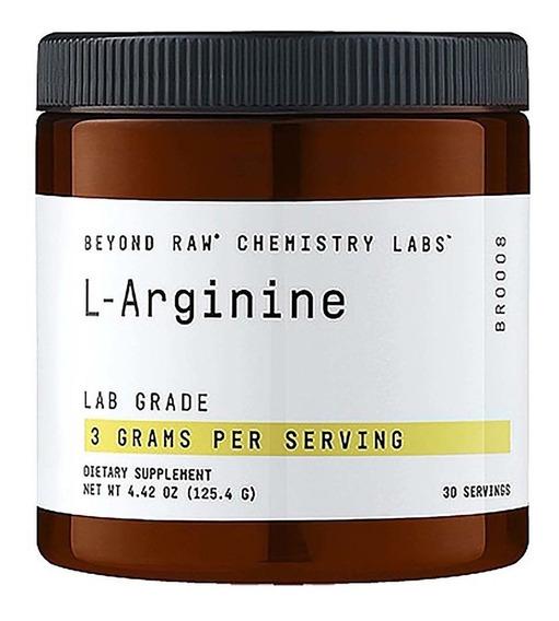 Vasodilatador Arginina Beyond Raw L-arginine 30 Servicios