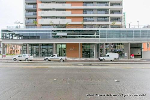 Sala Comercial À Venda Com 111.7m² Por R$ 477.000,00 No Bairro Centro - Curitiba / Pr - M2ip-lscc5