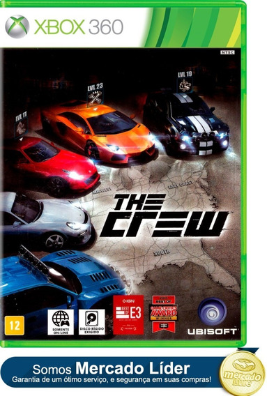 The Crew Para Xbox 360 Original