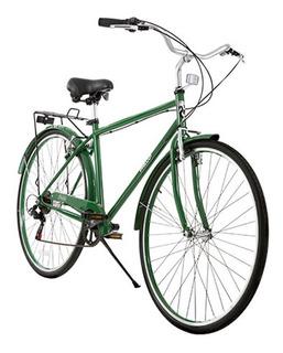 Bicicleta De Paseo Hombre Rodado 28 Philco Toscana 7 Velocid