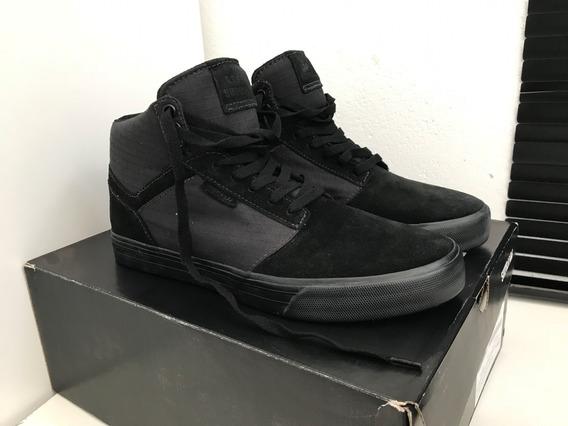 Tênis Supra Yorek All Black! Promoção! Nike Vans Dc