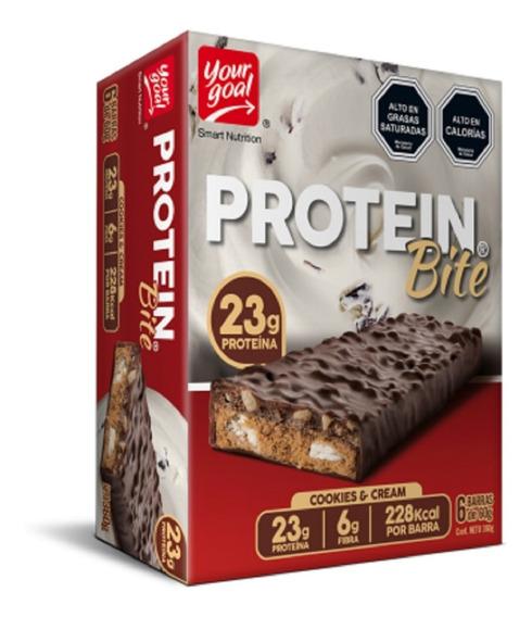 Barras De Proteínas 12 Protein Bar 23gr Proteínas Envío Free