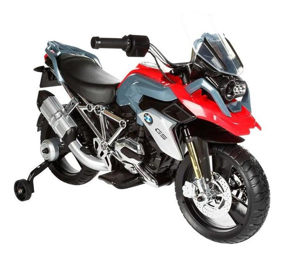 Moto Eléctrica Prinsel Bmw 1200 Roja 6v