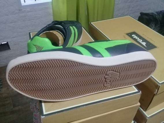 Sapatillas Gola Importadas Originales Tráiner Leather