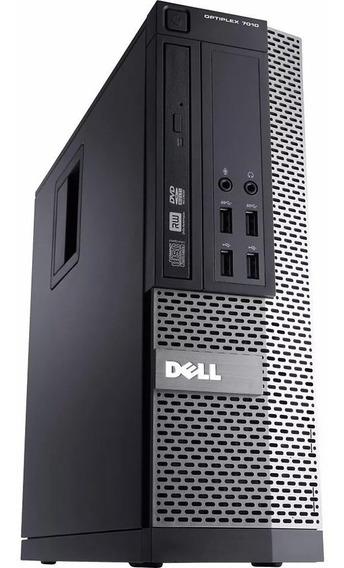Computador Dell 7010 I5 3470 Sff 6gb 250gb Win10 Pro