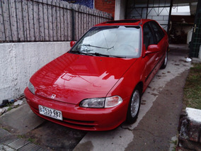 Honda Civic Si 1.6 16v Dohc Extra Full Unico En Su Estado